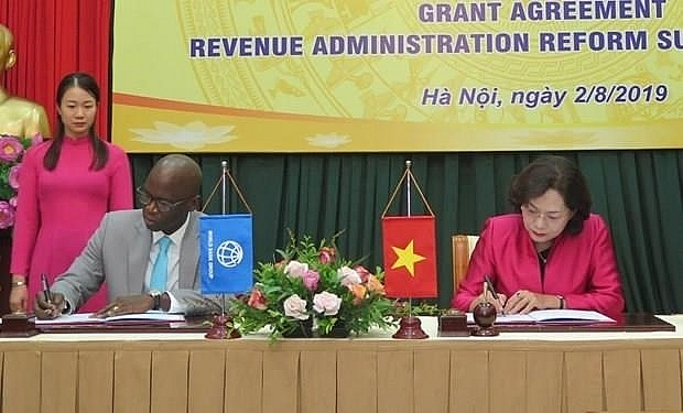 wb japan help vietnam improve taxation management