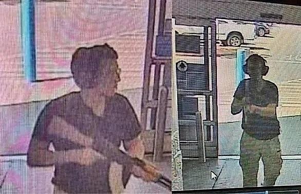 gunman kills 20 at texas walmart store in latest us mass shooting