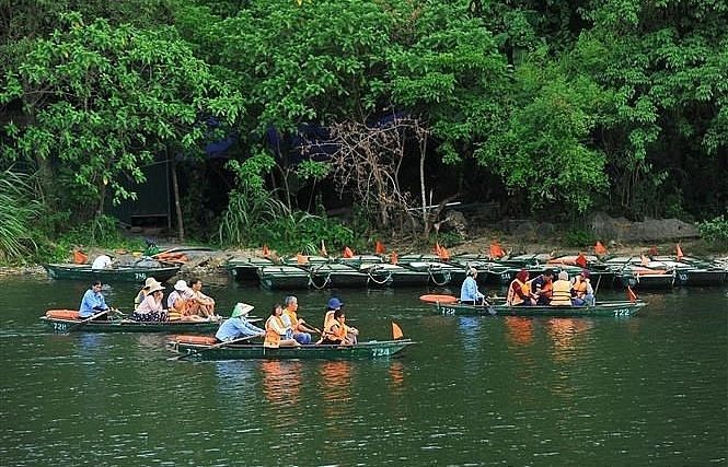ninh binh welcomes more than 53 million tourist arrivals