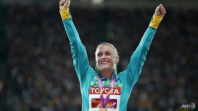 aussie olympic champion hurdler pearson retires