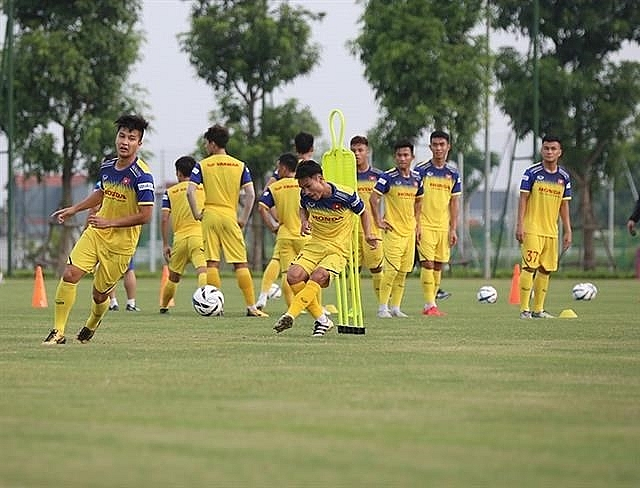 coach park hang seo calls 28 players for training