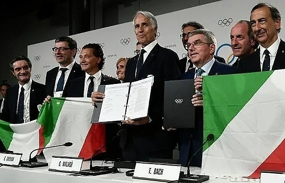 italy risk olympic exclusion over new sports law ioc