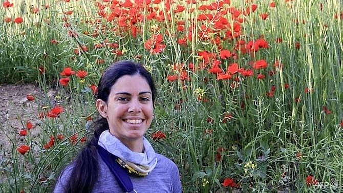 missing british scientist found dead in greece