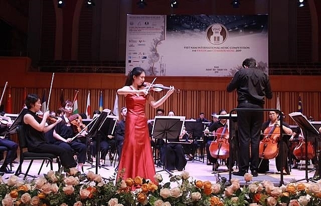 first vietnam international music competition wraps up