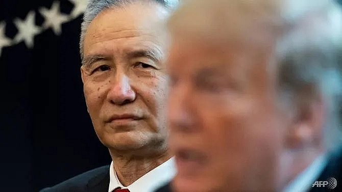 chinese and us trade negotiators speak on phone