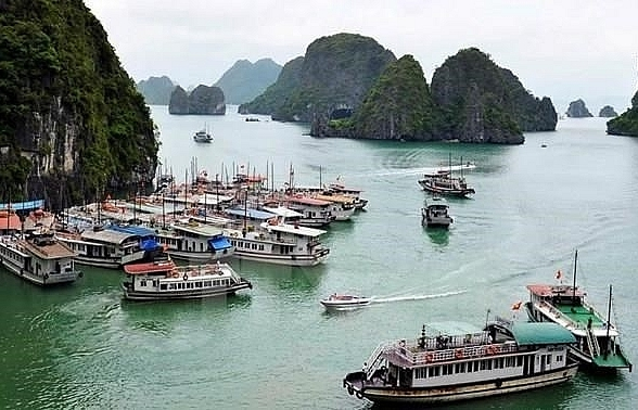 ha long bay among worlds most beautiful places british magazine