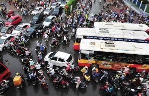 urbanisation data takes centre stage in vietnam