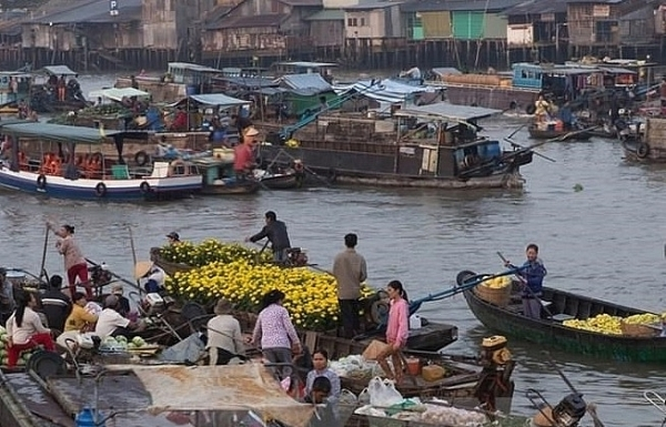can tho among worlds top ten beautiful canal cities