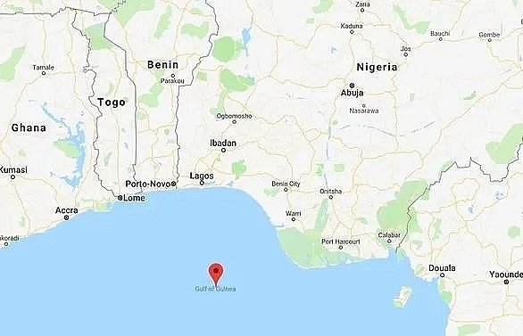 17 chinese ukrainian seamen kidnapped off cameroon
