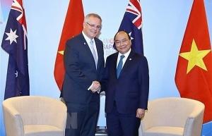 australian pm to visit vietnam