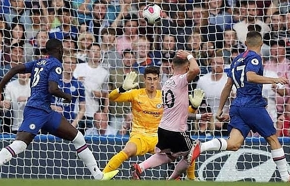 lampard denied first win as leicester draw at chelsea