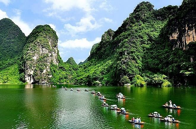 ninh binh promotes tourism on tiktok platform