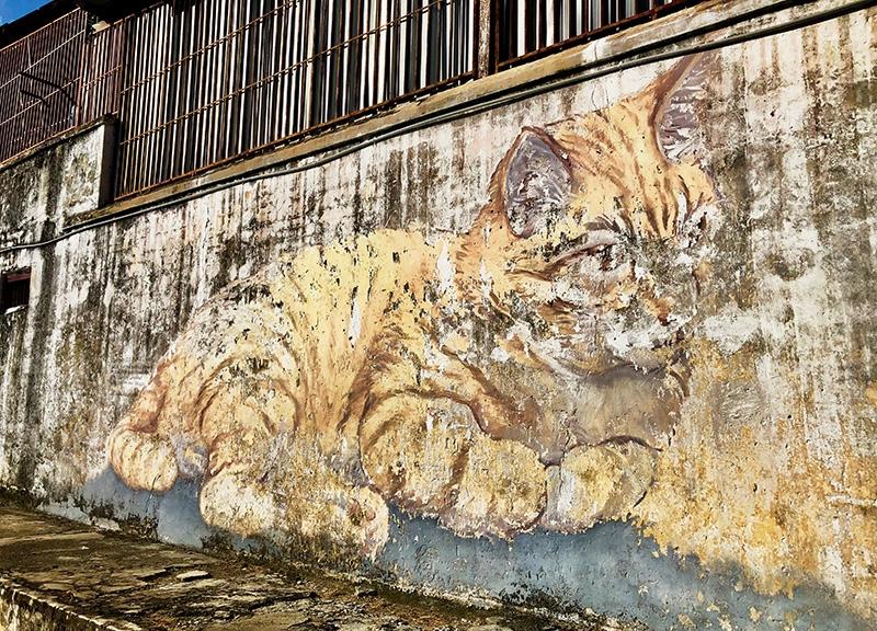 street art in penang