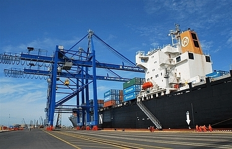 vietnam posts positive trade balance with cptpp