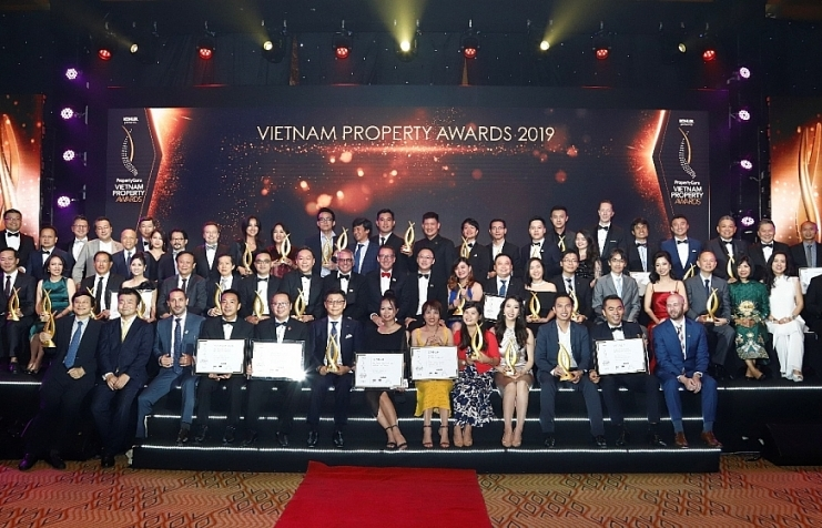 vietnams best developers honoured in awards programme