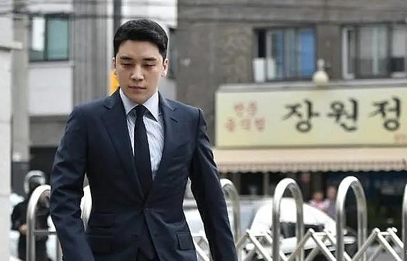 k pop star seungri accused of illicit gambling