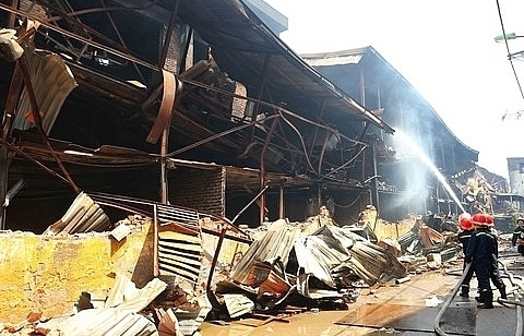 vn index down blaze burns rang dong shares