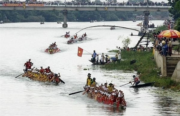 quang binhs festivals granted national heritage titles