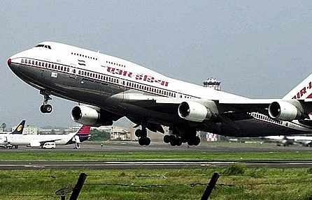 air india to stop using single use plastic on flights