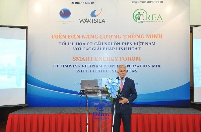 smart energy forum showcased optimising vietnam power