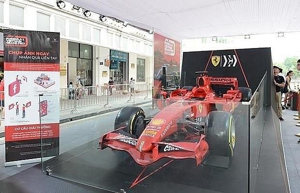 vietnam to host f1 race on april 5 2020