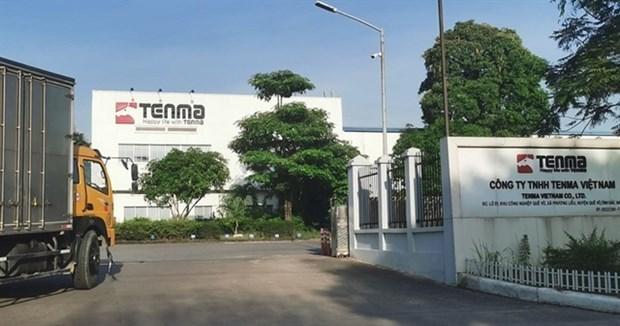 probe into tenma vietnams alleged bribery underway police official