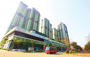 singaporean imprint in the vietnamese property market