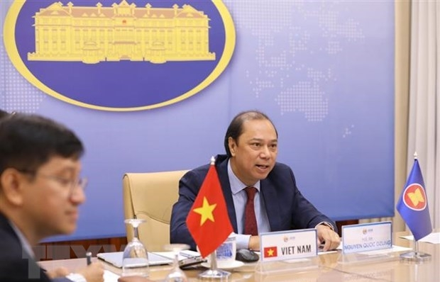 vietnam attends 33rd asean us dialogue
