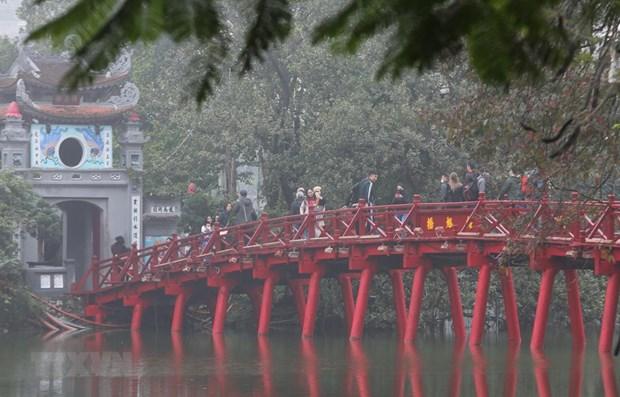 hanoi among worlds most popular destinations