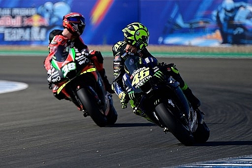 rossi proud but not stressed by prospect of 200th podium