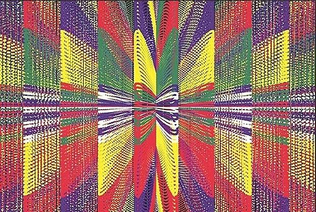 vietnamese mat weaving art displayed online