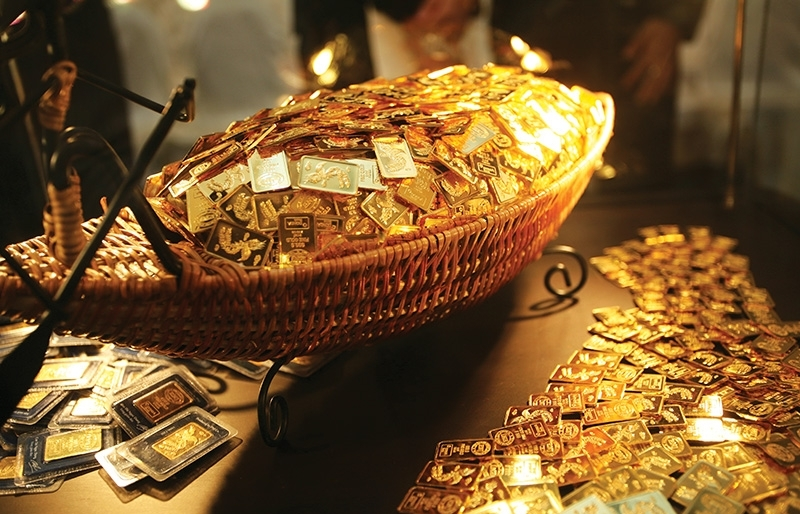 gold price surge here for long haul