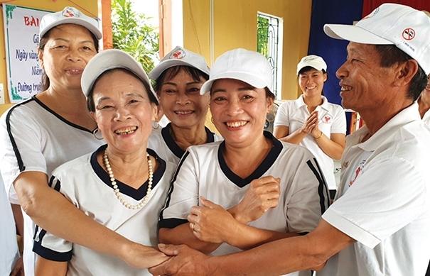 helpages efforts enhance lives of older vietnamese
