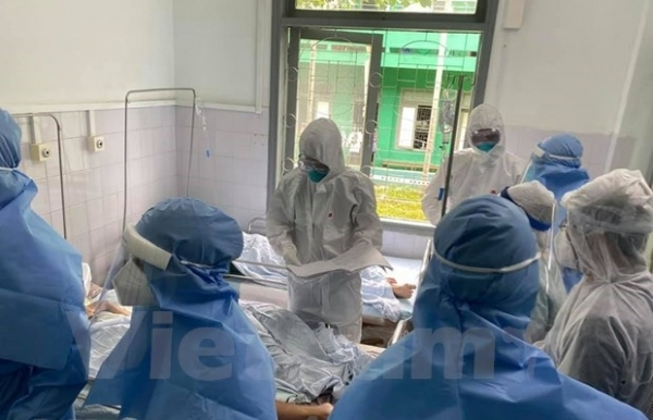 vietnam records 11 new covid 19 infection cases