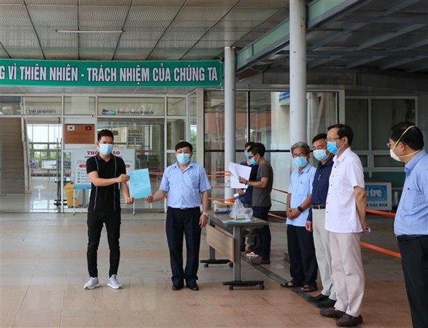 quang nam 11 covid 19 patients successfully treated