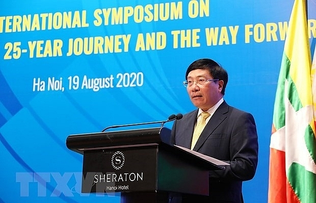 vietnam actively contributes to aseans development official
