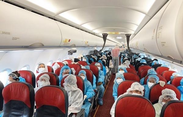 the biggest repatriation of vietnamese workers ever