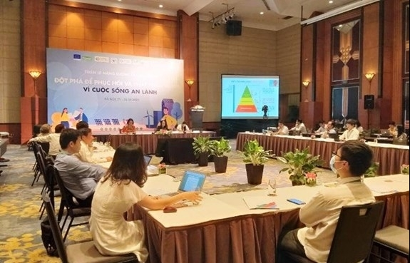 vietnam renewable energy week 2020 underway