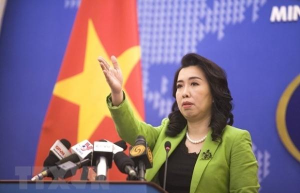 chinas military exercises in hoang sa violate vietnams sovereignty