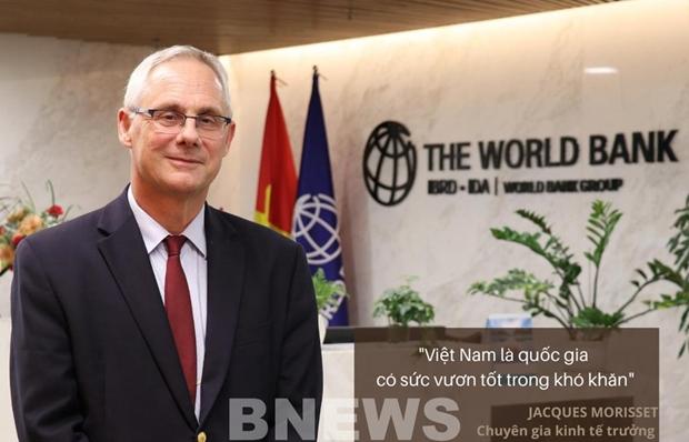 vietnam good at taking advantage of crisis wb expert
