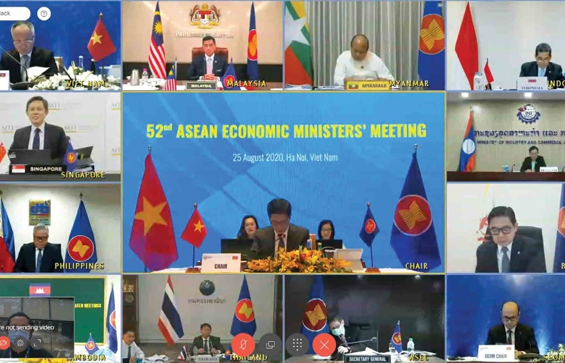 enhancing asean cohesion to face down coming trials