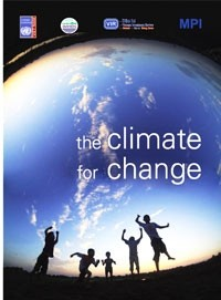the climate for change