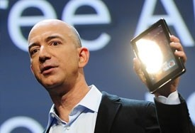 amazon launches ipad rival the kindle fire