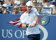 olympic champion murray reaches last 16 at us open