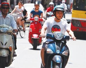 piaggio recalls scooter