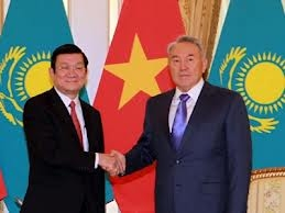 Trade ties with Kazakhstan to be muscled up