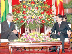 bolivia seeks access to asean markets
