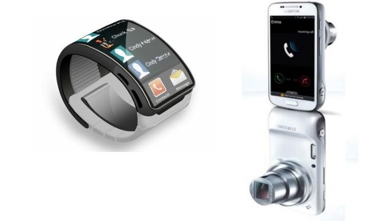 Hi-tech world awaits Samsung's smartwatch in Berlin