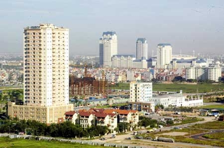 foreign investment continues to rise into real estate projects