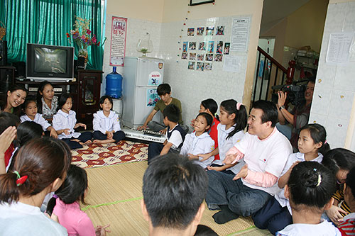 South Korea CSR wins new friends